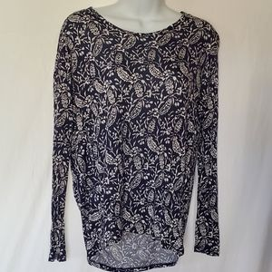 Old navy Long Sleeve Blouse Size Small